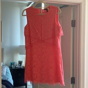 Salmon colored bcbg dress - never worn